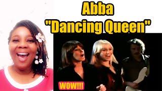 Abba - Dancing Queen (Official Video) REACTION!!!