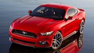 Gambar cover New Ford Mustang 2015 Wallpaper Slideshow Pictures, Motor Car