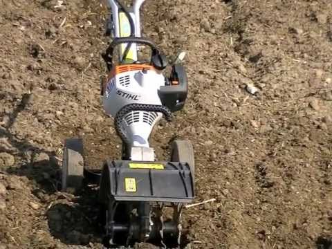 Garden Tillers Review Full video YouTube