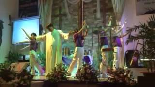 Bài múa tình yêu Thiên Chúa