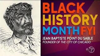 Black History Month FYI: Jean Baptiste Point du Sable | The View