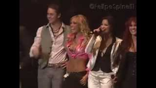 DVD RBD Live in Hollywood - FULL / Completo (Edited version)