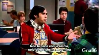 The Big Bang Theory - 4x06 The Irish Pub Formulation Subita