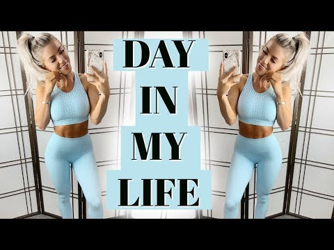 Day in My Life | Booty Workout, Girls Night, & Makeup Shopping thumbnail