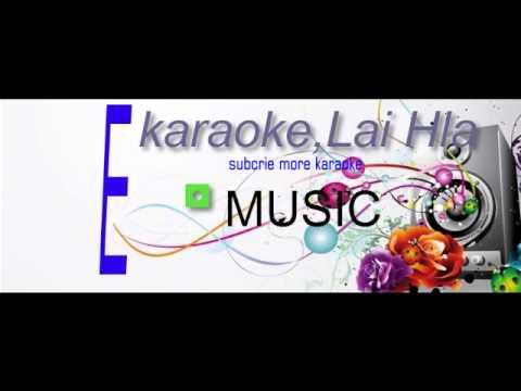 LaiMusicProd I Lawm Ko karaoke