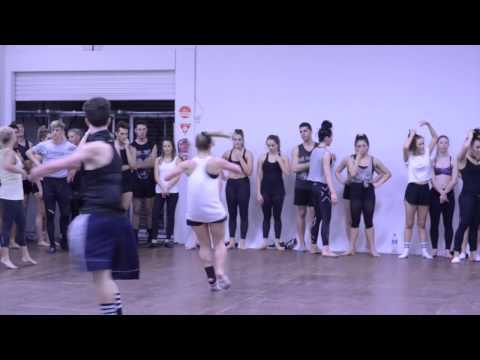 Advanced Jazz Class - Patrick Studios Australia  m4v