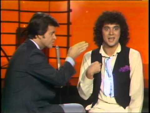 American Bandstand 1979- Interview Patrick Hernandez