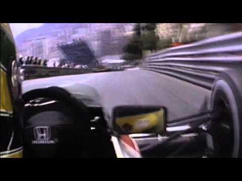 Ayrton Senna Monaco Grand Prix 1990