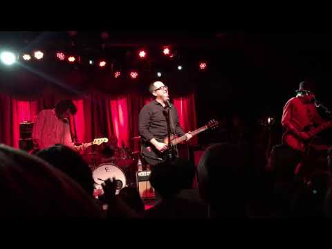 The Hold Steady, History Lesson Part 2, Brooklyn Bowl, 11/30/17