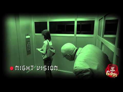 Видео прикол: Розыгрыш в лифте оч смешно
