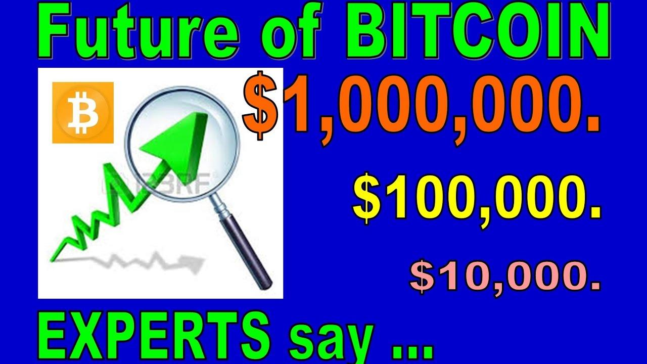 Future Bitcoin value - blogger.com