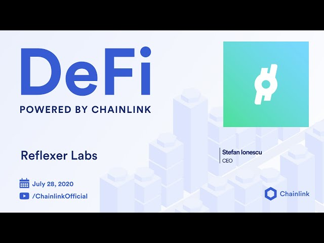 Reflexer Labs and Chainlink Q&A: Meta-transactions for Decentralized Oracles