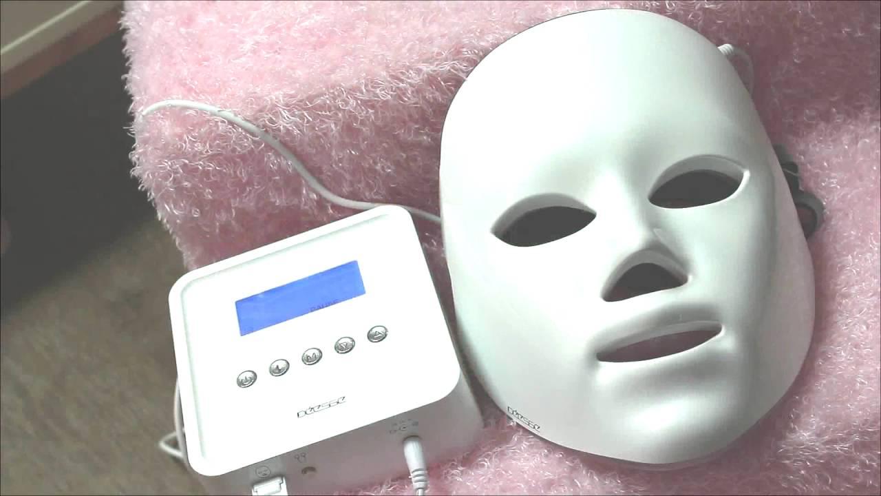 Download DEESSE LED MASK SBT-MLLT Skin Care Device 3 Modes