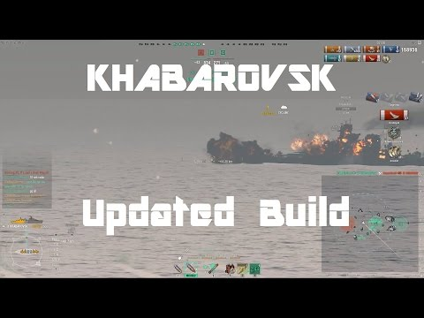 Khabarovsk - Updated Build [March 2017]
