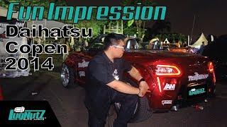 Mobil Ini Bisa Ganti Baju - Daihatsu Copen FUN IMPRESSION  LUGNUTZ Indonesia