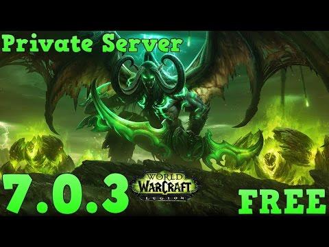 Server Wow 3.1 3