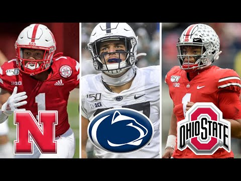 The BEST PLAYER from every BIG 10 team