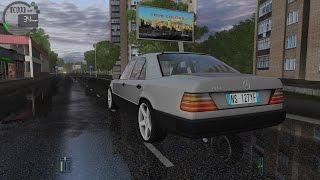 City Car Driving1.5.2 Mercedes-Benz 300E W124 1990 TrackIR 4 Pro [1080P]