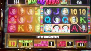 Munsters slot machine online
