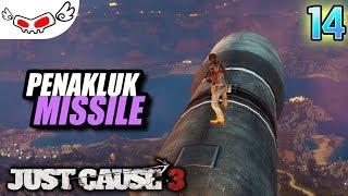 Penakluk Missile | Just Cause 3 Indonesia #14