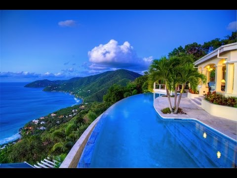 Celestial House in Tortola, British Virgin Islands