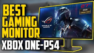 Are you looking for the best gaming monitors xbox one x and ps4 pro? ⏬ check updated price ✅01. samsung u32j590: https://amzn.to/3bisyt1 ✅02. phili...