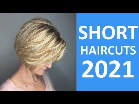 for-women-40-50-60-!-short-haircuts-2021