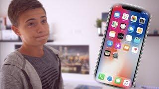 Mein Problem mit dem iPhone X...