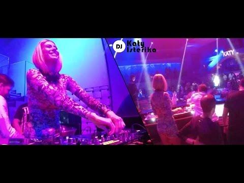 "Katy Isterika ""Live"" @ So Lounge, Sofitel, Rabat 2016 (House, Tribal House)"