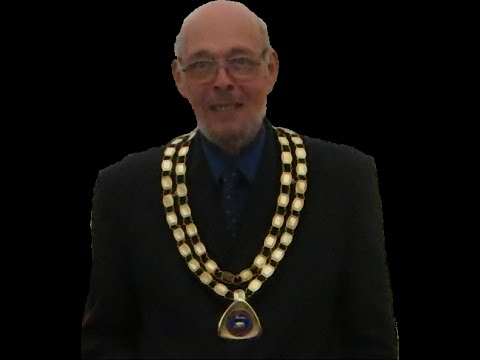 Watton Town Council Mayor John Rogers