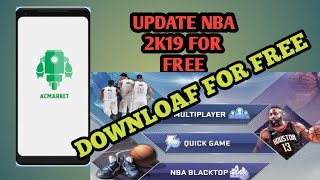 Download lagu FREE DOWNLOAD NBA 2K19 latest update V49 AC MARKET