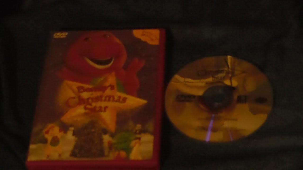 Barney S Christmas Star Dvd   Christmaswalls.co