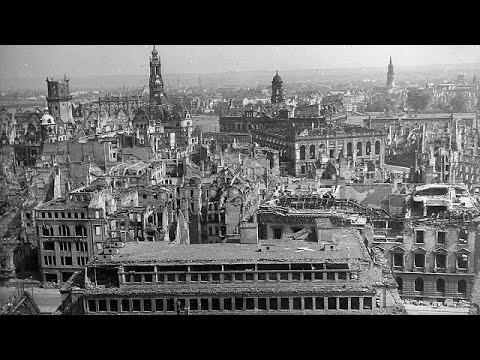Dresden's 70-year trauma