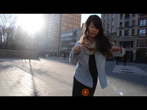 Anna Lin Freestyle