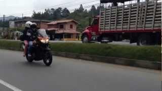 En Moto pal'peñol