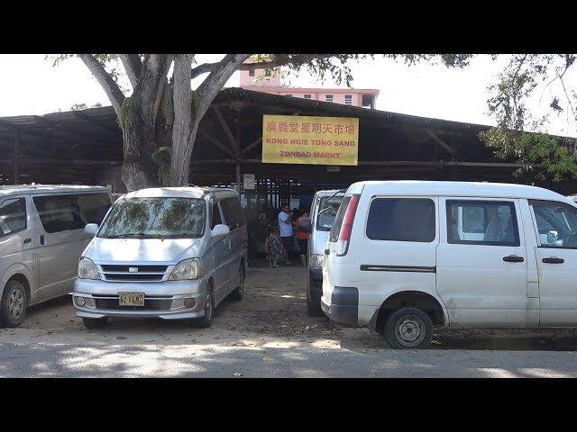 Chinese Markt  Kong Ngie Tong Sang - Paramaribo