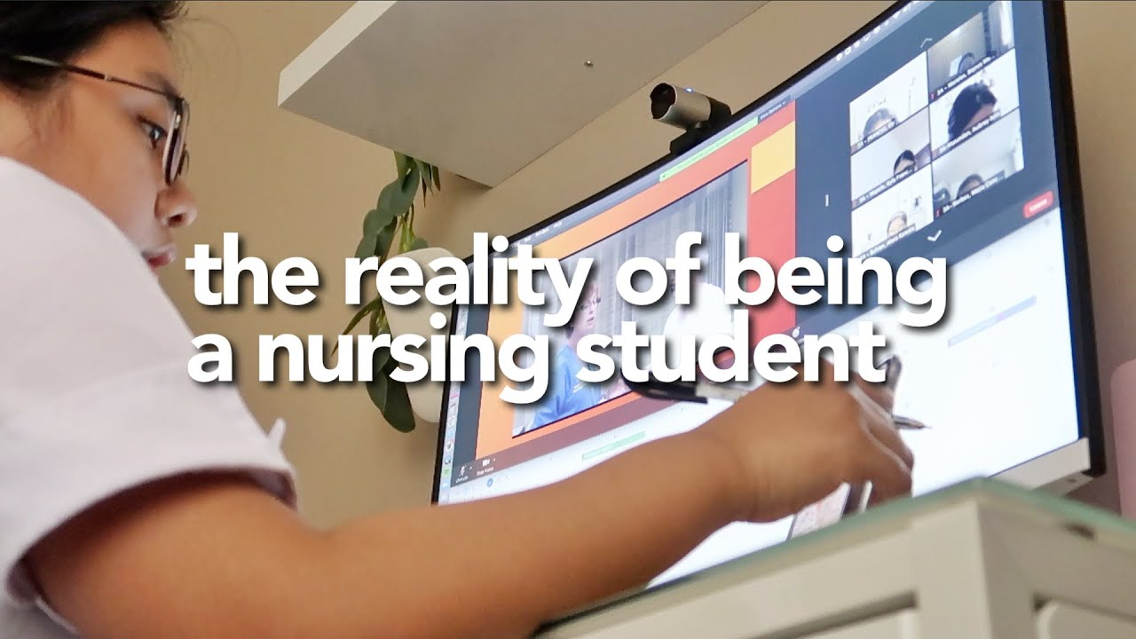 Download a REALISTIC day in my life (nursing student vlog) | Hey It's Ely!