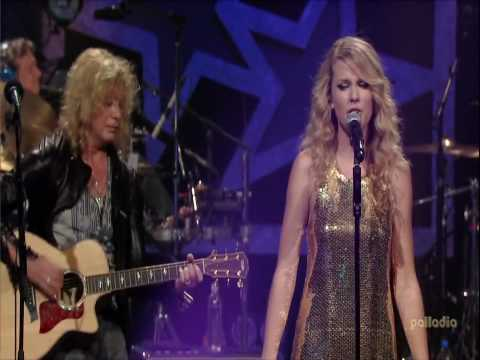 Def Leppard/Taylor Swift Crossroads 6th Oct 2008 Fan Videos