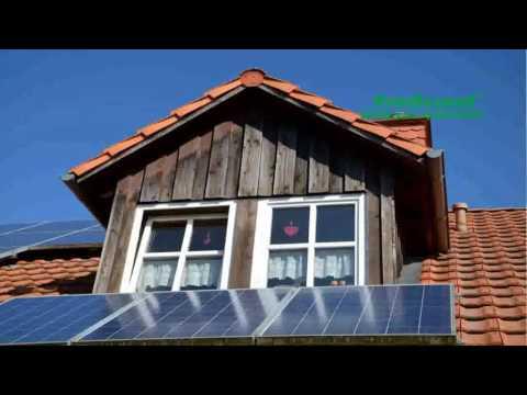 Grid off Solar Power System