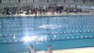 Nadja Lazarevic,100m delfin