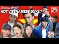 North Korean Defectors React to Vietnamese Male Celebrities [Viet Sub|Korean Bros]