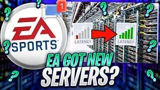 DID EA BUY NEW SERVERS?