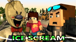 ICE SCREAM vs MINECRAFT CHALLENGE Ft. Rod & Steven Universe (Official) Funny Horror Animation Movie