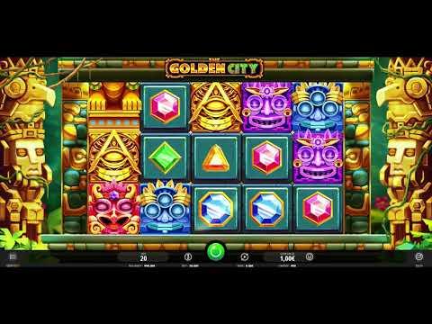 Обзор игрового автомата The Golden City (iSoftBet)