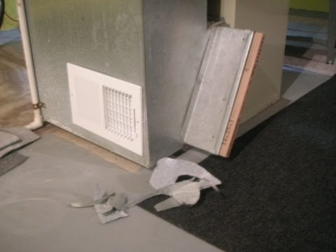 How To Cool Home With Installed Furnace Fan Basement Air