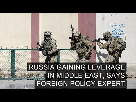 Russia Gaining Leverage in Middle East, Says Foreign Policy Expert