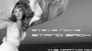 "Stevie Nicks - ""Stand Back"" (The Martyr Bootleg Mix)"