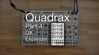 Quadrax QX Expander
