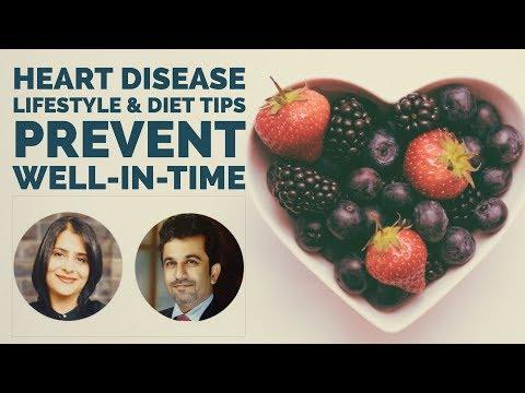 Heart Disease Cure– alarming facts, lifestyle & diet tips by Dr. Sandeep Jassal & Dt. Pallavi Jassal