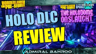 Borderlands the Pre-Sequel: Holodome DLC Review - Is it Worth 10$?